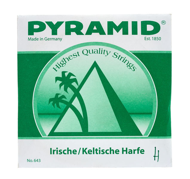 Pyramid Irish / Celtic Harp String H