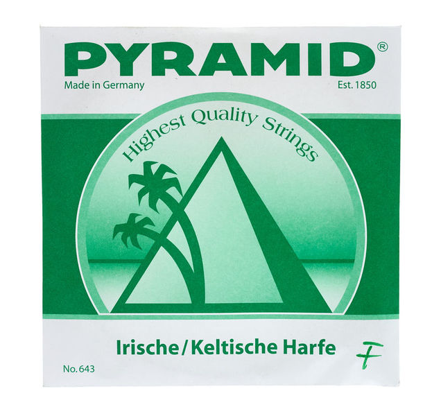 Pyramid Irish / Celtic Harp String F