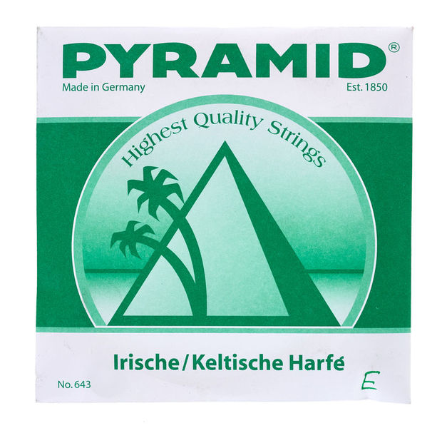 Pyramid Irish / Celtic Harp String E