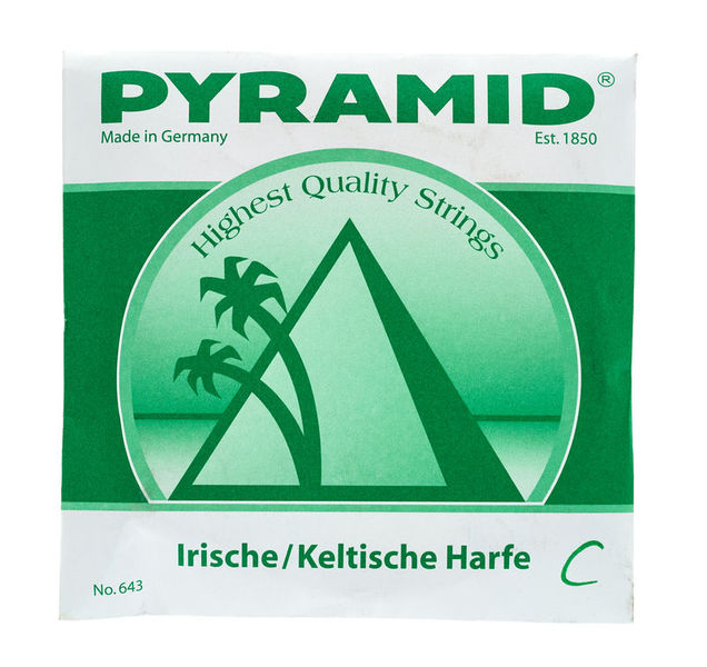 Pyramid Irish / Celtic Harp String C