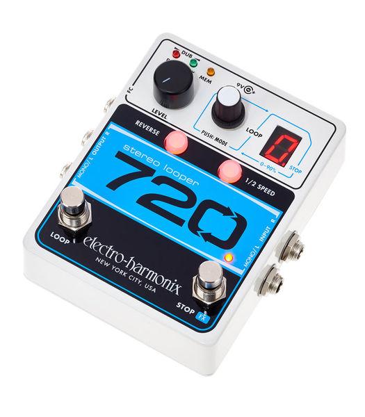 Electro Harmonix 720 Stereo Looper – Thomann España