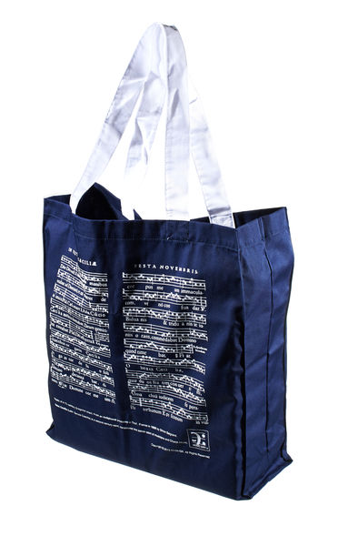 Music Gift Shopper Cecilia Blue