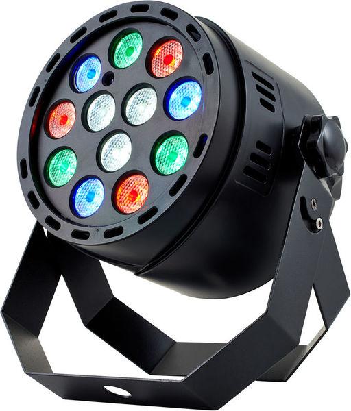 LED Pot 12x1W RGBW Fun Generation