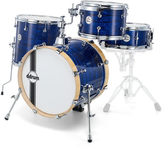 SE Flyer Bop Kit Blue Pearl DDrum