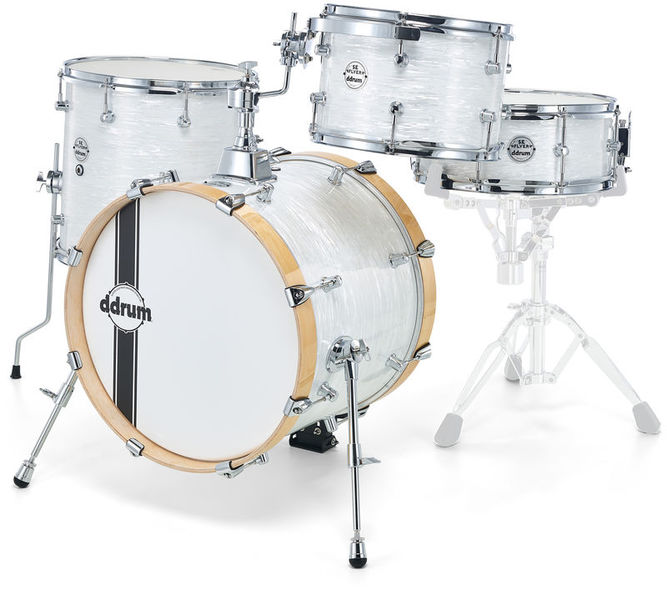 DDrum SE Flyer Bop Kit White Marine