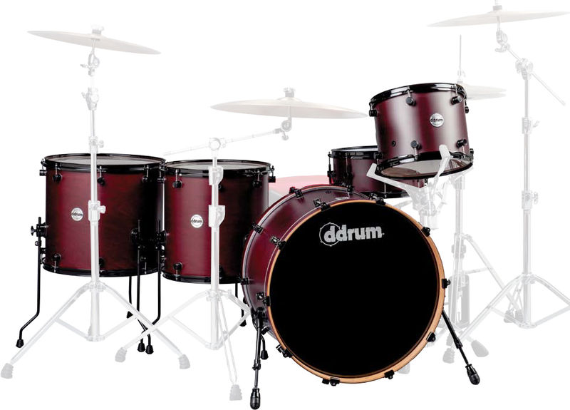 DDrum Reflex Powerhouse Red Wine