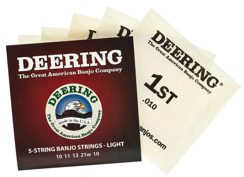 Deering 5 String Banjo Light Set