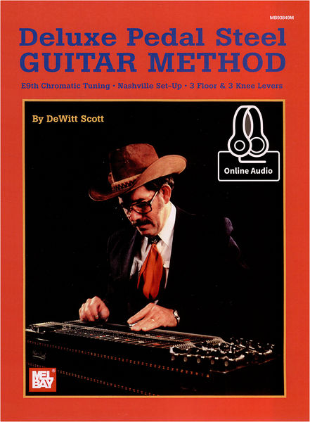 Mel Bay Deluxe Pedal Steel Guitar