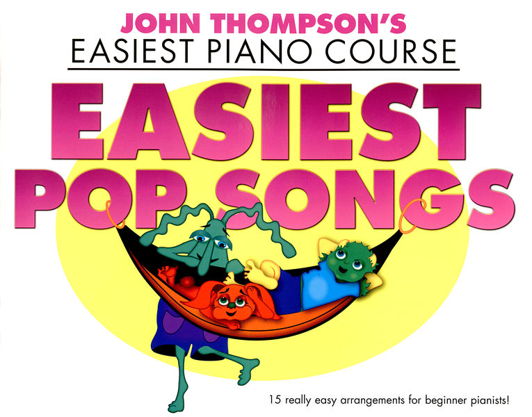 Willis Music John Thompson's Easiest Pop