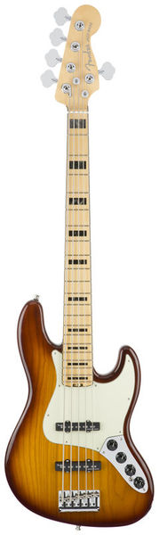 Fender AM Elite JazzBass V ASH MN TBS