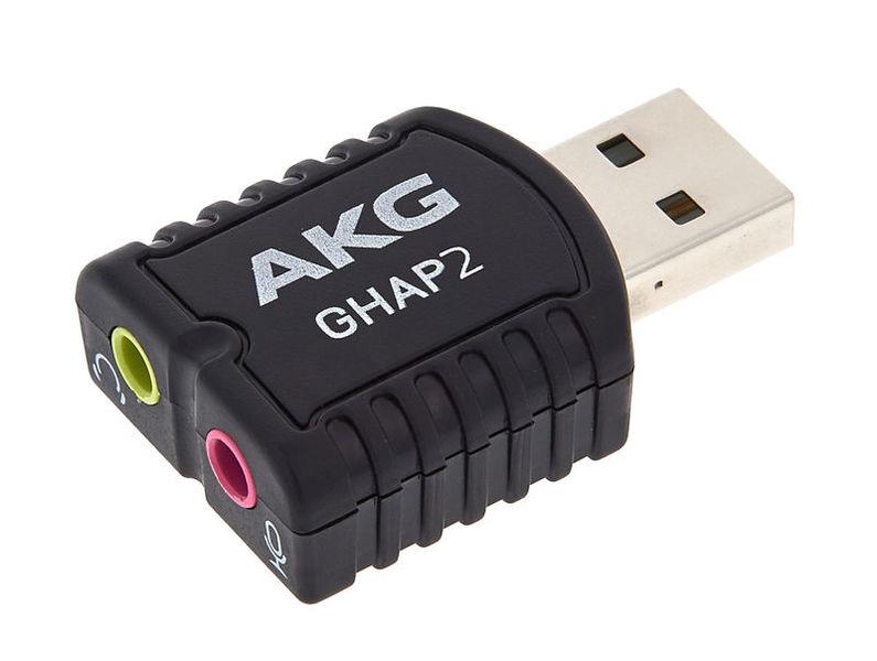 AKG GHAP2 USB