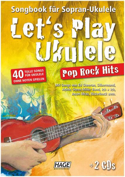 Hage Musikverlag Let's Play Ukulele Hits