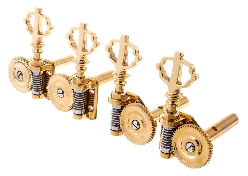 Sloane Venetian Style Brass Core 4-st