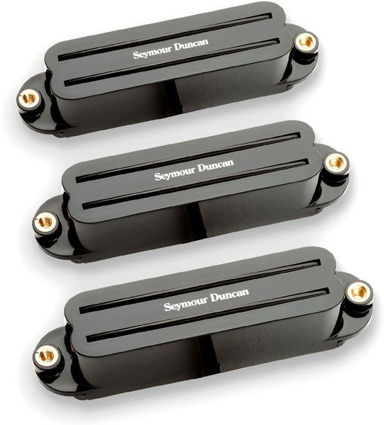 Seymour Duncan ST-Style Hot Rails Set Black
