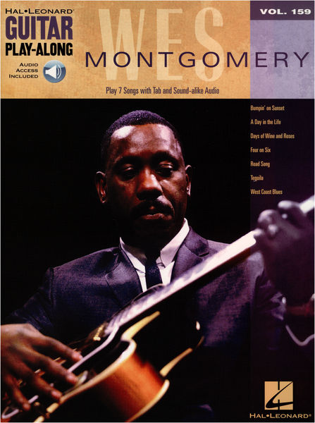 Hal Leonard Guitar Play Wes Montgomery