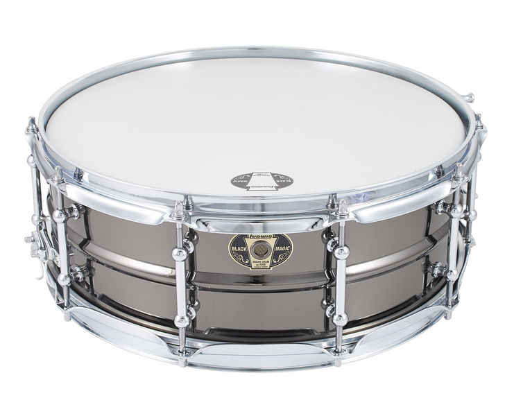 "Ludwig LW5514C 14""x5,5"" Black Magic"