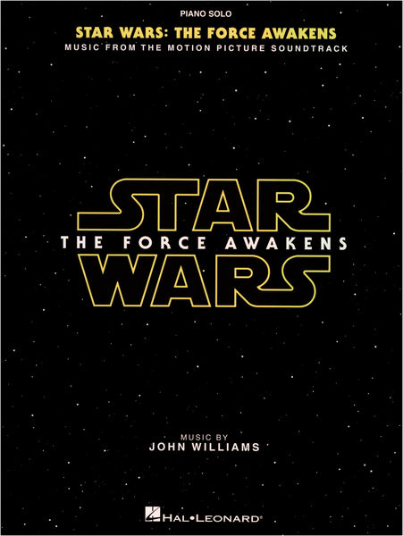 Hal Leonard Star Wars: Episode VII Piano