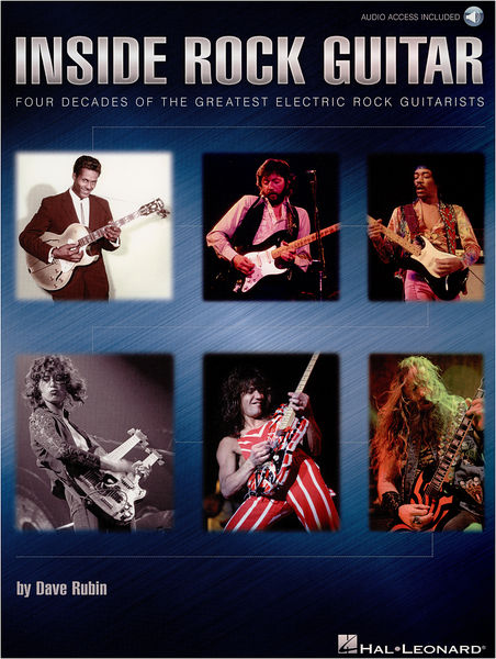 Hal Leonard Inside Rock Guitar