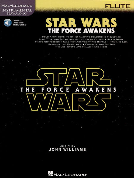 Hal Leonard Star Wars for Flute