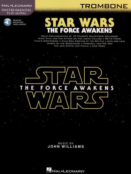 Hal Leonard Star Wars Force Awakens Tromb