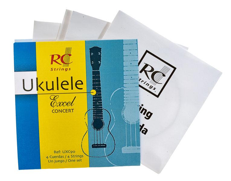 RC Strings UXC90 Ukulele Excel Concert