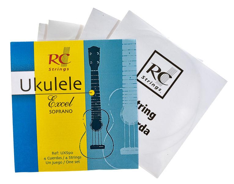 RC Strings UXS90 Ukulele Excel Soprano