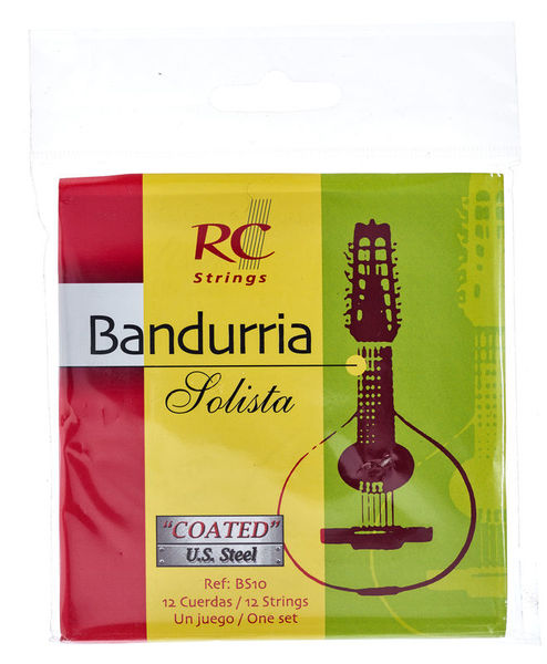 RC Strings BS10 Bandurria String Set Coat