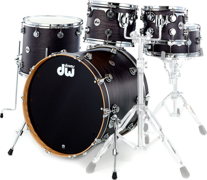 DW Lacquer Custom Oak Ebony
