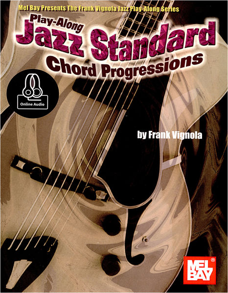Mel Bay Play-Along Jazz Standard Chord