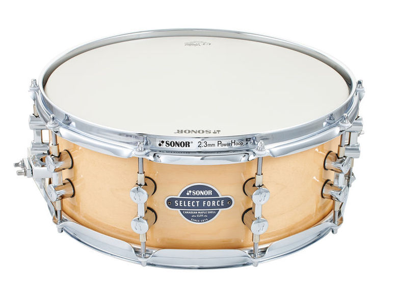 "Sonor 14""x5,5"" Select Maple Snare"