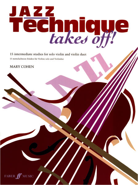 Faber Music Jazz Technique for Violin