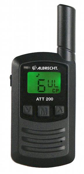Albrecht ATT 200 Mini PMR 446