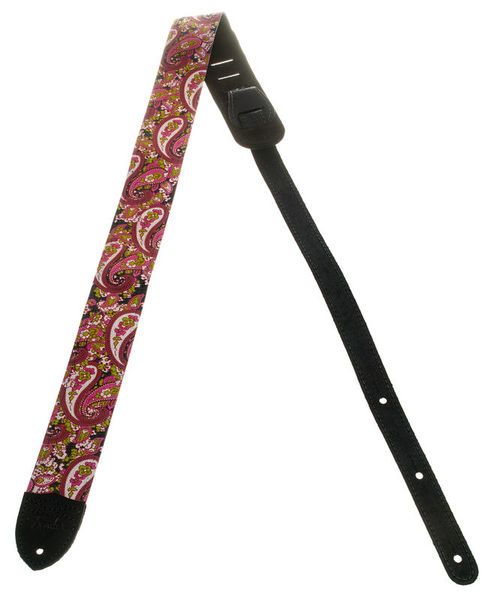 Fender Pink Paisley Guitar Strap