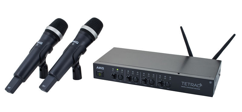 AKG DMS Tetrad Vocal Set D5 - EU