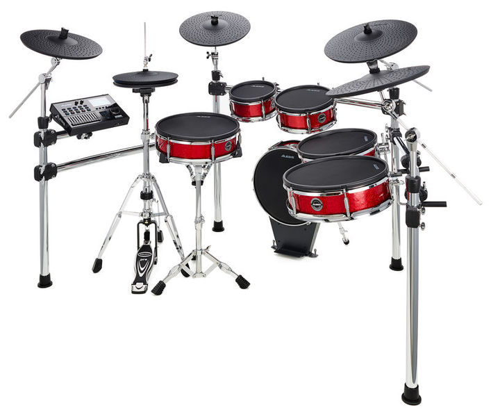 alesis strike pro kit thomann uk. Black Bedroom Furniture Sets. Home Design Ideas
