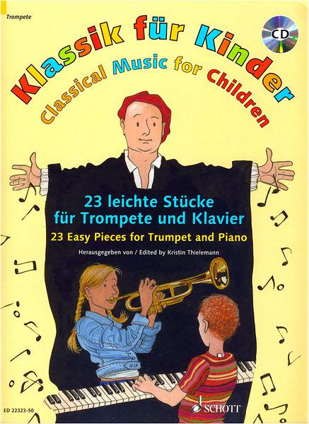 Schott Classical Music Trumpet