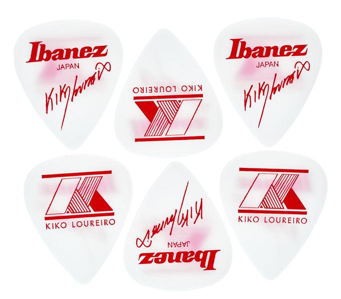 Ibanez Kiko Loureiro Picks B1000KL-WH