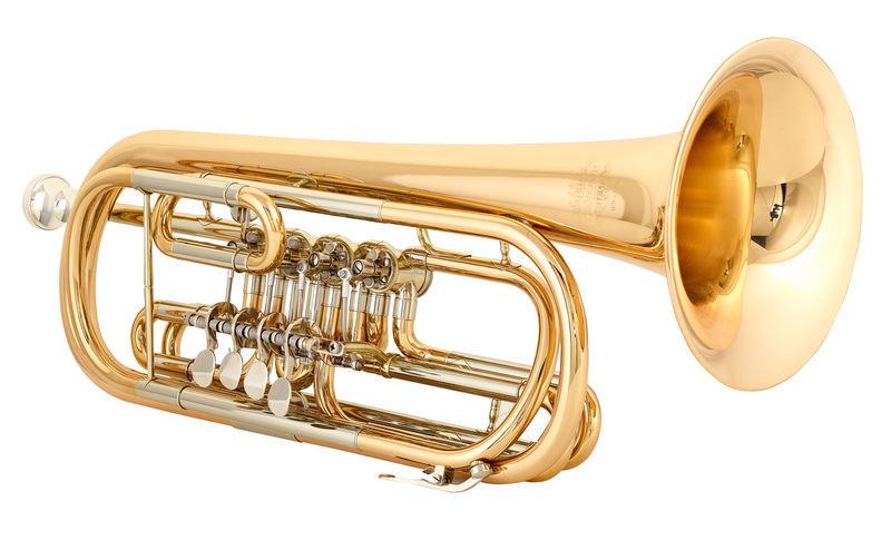 Thomann BTR-1150 Bb- Bass Trumpet