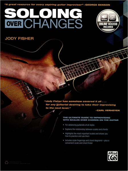 Alfred Music Publishing Soloing over Changes