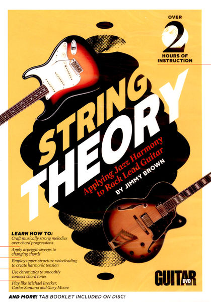 Guitar World String Theory