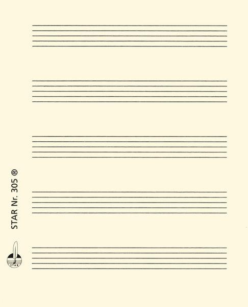 Star Sticky Notepad