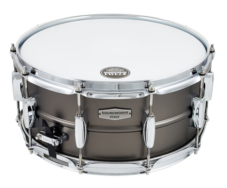 "Tama 14"" Soundworks Steel Snare"
