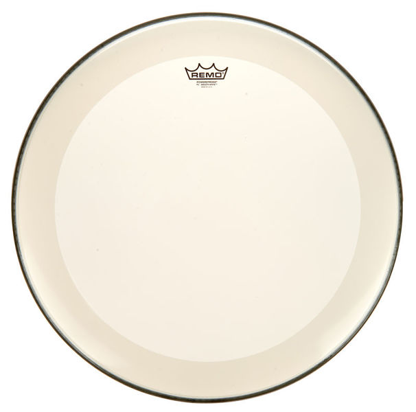 "Remo 26"" Powerstroke 3 Smooth White"