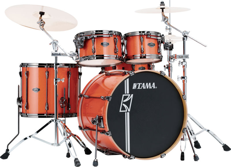 Tama Superstar Hyperdrive Maple BOS
