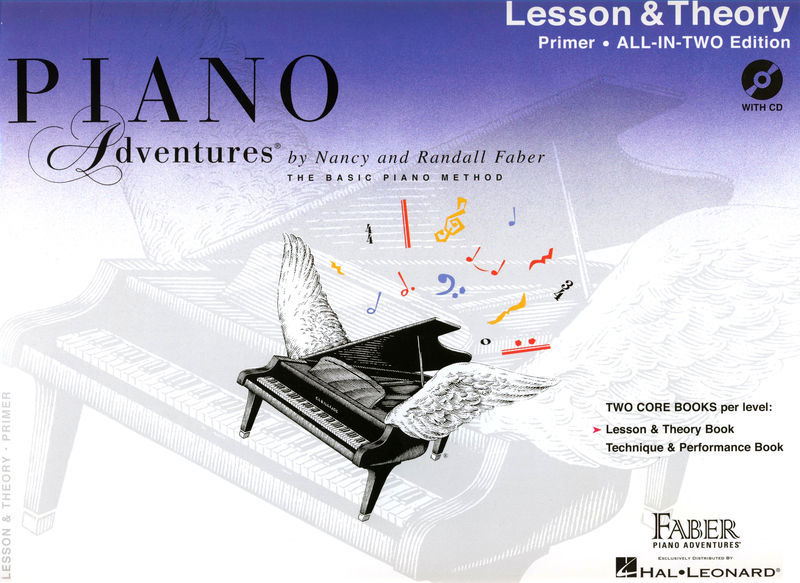 Hal Leonard Piano Adventures E Vol.1 2/2