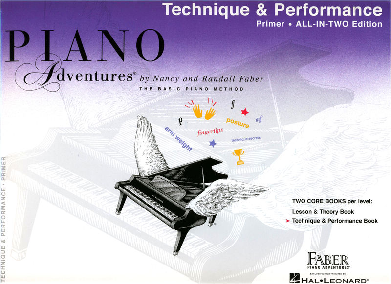 Hal Leonard Piano Adventures E Vol.1 1/2