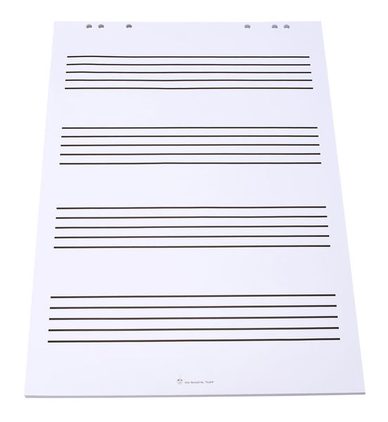 Star Music Flip Chart Set of 3
