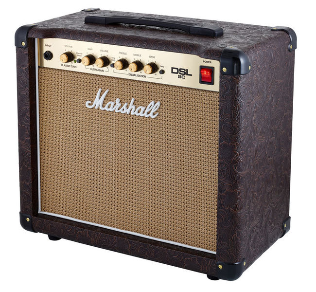 Marshall DSL5CCW Combo