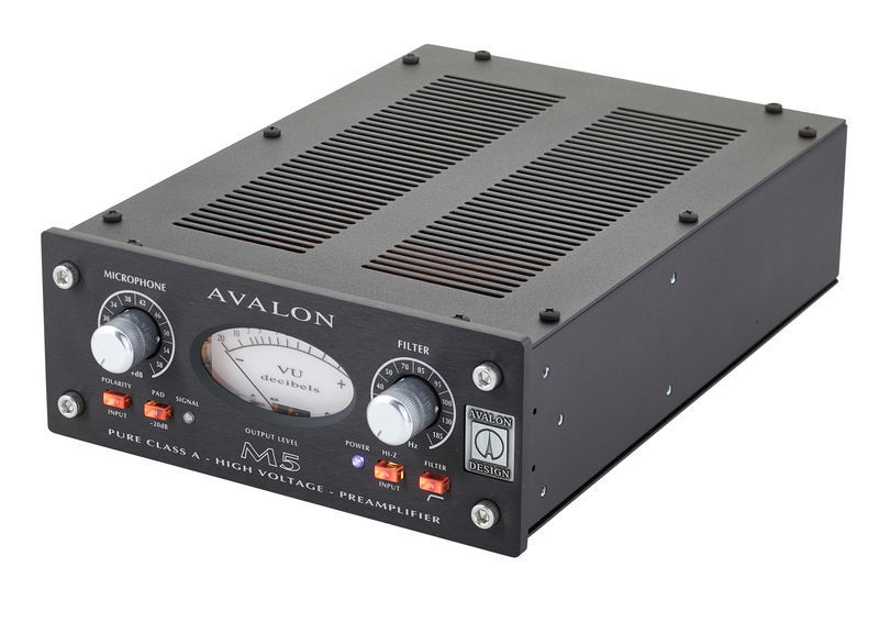 Avalon M5 Mono Black