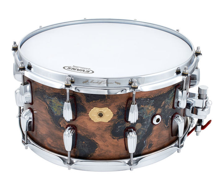 "Masshoff Drums 14""x07"" Snare Pirat´s World"